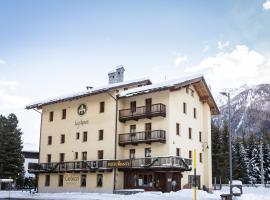 Hotel Lyshaus, hotel in Gressoney-Saint-Jean