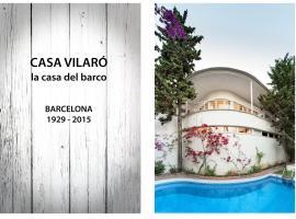 Casa vilaró Barcelona, hotel in Barcelona