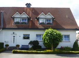 Ferienwohnung Haus Nr. 11, budget hotel in Warendorf