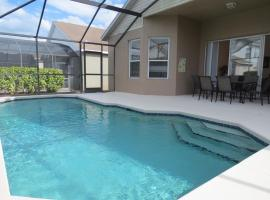 4 Bedroom Formosa Area Home, hotel near Mystic Dunes Golf Club at Mystic Dunes Resort, Orlando