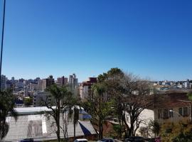 Apartamento área nobre, hotel perto de Trem Maria Fumaça, Bento Gonçalves