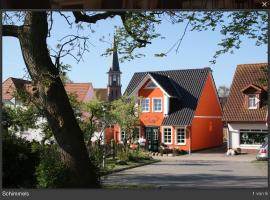 Schimmels Pension, homestay in Wustrow