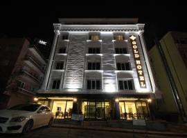 Ankara Gold Hotel, hotel in Ankara