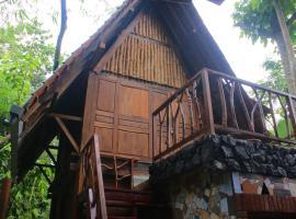 Villa Pohon, vila di Yogyakarta