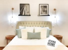 Athina Apartments, hotel near National Theatre of Greece, Athens