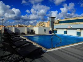 Labranda Rocca Nettuno Suites, hotel en Sliema