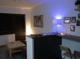 Walbrzych - przytulne, nowe mieszkanie – hotel w pobliżu miejsca Zamek Książ w Wałbrzychu