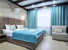 Отель KORONA Архыз, отель в Архызе