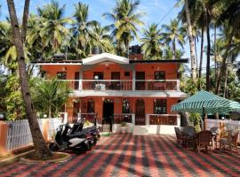 Hilias Retreat, vacation rental in Palolem