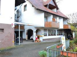 Gaestehaus Tagescafe Eckenfels, hotel en Ohlsbach