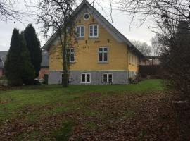 Allesø Gl. sognefoged gård, bed & breakfast i Odense