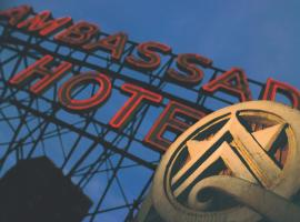 Ambassador Hotel, отель в Милуоки