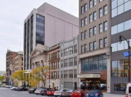 Fairfield Inn & Suites by Marriott Albany Downtown, boutique hotel in Albany