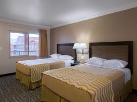 Travelodge by Wyndham Eureka, hotel v destinaci Eureka