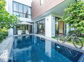 Flamingo Dailai - HQ villa, hotel with pools in Dai Lai