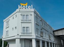 Big Banana Hotel, Sg Petani, hotel in Sungai Petani