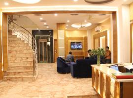 Hotel Golden Oasis - A Well Hygiene Property, hotel near Red Fort, New Delhi