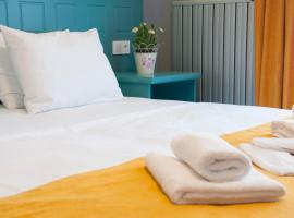 Room Room Motel, отель в городе Сапанджа