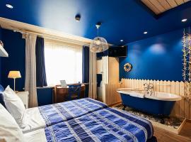 Full House Hotel, hotel in Kortrijk