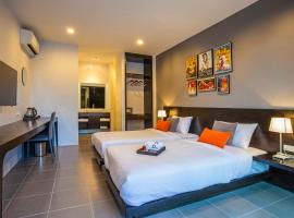 D Living Pattaya, hotel in Jomtien Beach