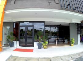 K Boutique Hotel, hotel in Teluk Intan