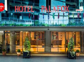Hotel Palafox, hotel en Zaragoza