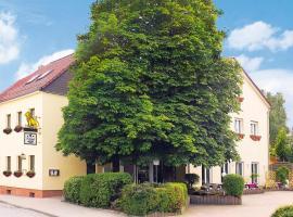 Hotel & Gasthof Zum Löwen, hotel in Eisenach