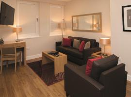 Kings Road Aparthotel, hotel near Royal Berkshire Hospital, Reading