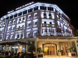 Hotel Colosseo Tirana, hotel v destinácii Tirana