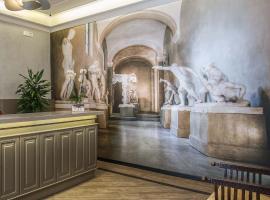 Hotel Museum, hotel near St. Peter's Basilica, Rome