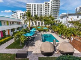 Nobleton Hotel, hotel near The Galleria at Fort Lauderdale Shopping Center, Fort Lauderdale
