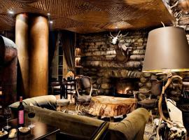 Lodge Park, hôtel à Megève près de: Télécabine du Jaillet