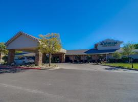 Ashmore Inn and Suites Lubbock, motel in Lubbock
