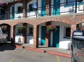 Schell Motel, hébergement à Vernon