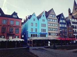 Hotel und Restaurant Löwenbräu Köln, hotel near Musical Dome Köln, Cologne