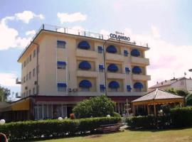 Hotel Villa Colombo, hotel in Lido di Camaiore