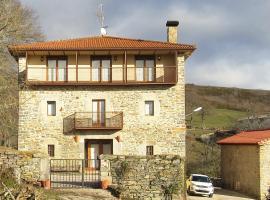 Hotel rural Valtarranz, hotel en Noceco
