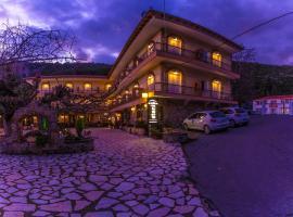 Hotel Steni, ξενοδοχείο κοντά σε Παραλία Χιλιαδού, Στενή Δίρφυος