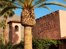 Hotel California, hotel in Palm Springs