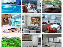 Exclusive Apartment, hotel with jacuzzis in Lima