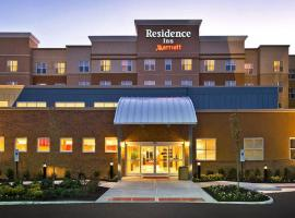 Residence Inn by Marriott Oklahoma City Airport, hotel near Will Rogers World Airport - OKC, Oklahoma City