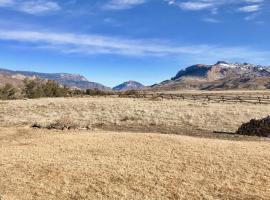 Yellowstone Cutthroat Guest Ranch, inn in Wapiti
