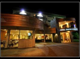 Nuevo Mundo, hotel en San Rafael