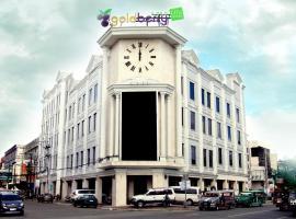 Goldberry Lite Hotel, hotel in Iloilo City