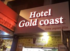 Hotel Gold Coast, guest house in Mumbai