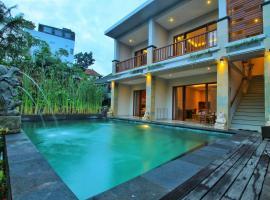 Dewi Putri House, budget hotel in Ubud