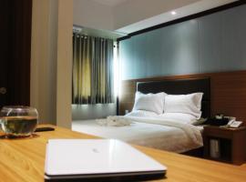 SKY HOTEL 88 ST., hotel in Yangon