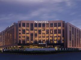 Novotel New Delhi International Airport, отель в Нью-Дели