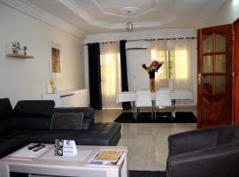 Djily Mbaye, hotel in Dakar