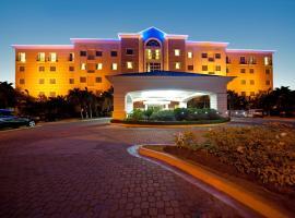 Hodelpa Garden Court, hotel in Santiago de los Caballeros